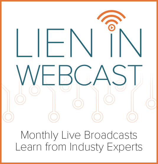 BCC Software to host Steve Dearing on monthly webcast, Lien In