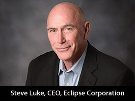 Steve Luke, Founder and CEO of Eclipse Corp.