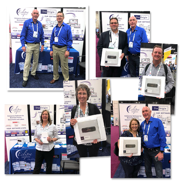 Collaborate 2019 Bose SoundLink and Questopoly winners collage